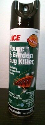 ACE 7239502 House & Garden Bug Killer/Insecticide, FREE SHIPPING