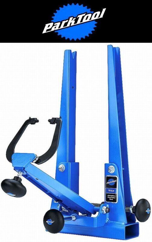 Park Tool TS-2.2P Blue Professional Bicycle Wheel Truing Stand LIFETIME WARRANTY
