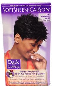 Dark and Lovely Hair Dye Permanent *All Colours Available* *BNIB*