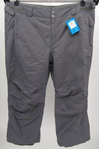NWT Men's Columbia Bugaboo IV Snow/Ski Pants MSRP $110 Size