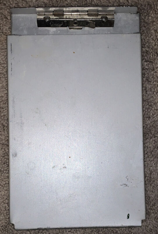 Saunders Police Citation / Ticket Holder Clipboard 6.25 x 10 inches