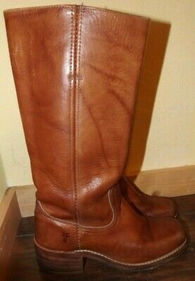 Frye Brown Leather 13