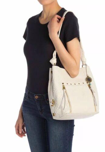NWT THE SAK Collective Ojai Embossed Leather Hobo Handbag St