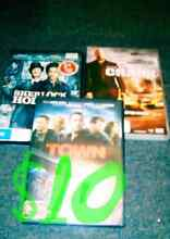 3 dvds $10 for lot Belmont Lake Macquarie Area Preview