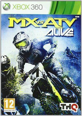 XBOX 360 Juego MX vs ATV Live MOTO CROSS Producto NUEVO