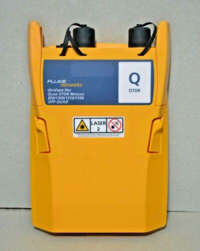 Fluke Networks OFP-QUAD OptiFiber Pro SM MM QUAD Fiber OTDR Module VFL OFP DSX