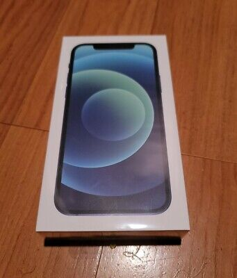 Apple iPhone 12 - 64GB - Blue (T-Mobile) New Unopened