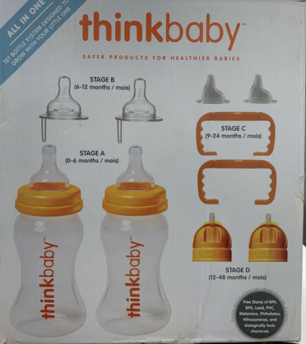 All In One System thinkbaby 10 Pieces Kit