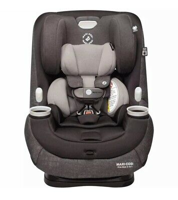 Maxi Cosi CC208ETK Pria Max 3-in-1 Car Seat Nomad Black New E4