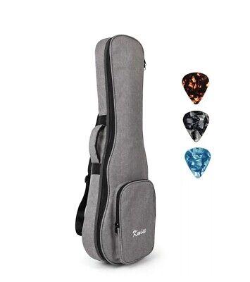 """Baritone Gig Bag Paddle Case for 30 inch Size U-bass Ukulele Guitar 32""""*11"""""""