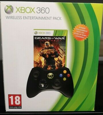 Wireless Entertainment Pack Xbox 360