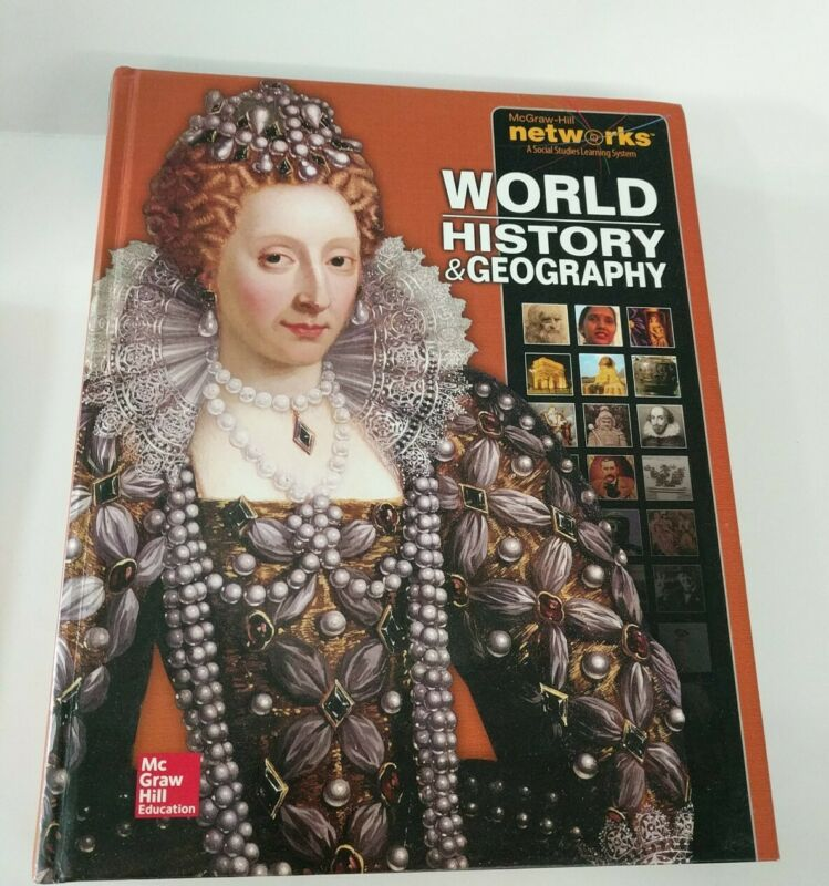 World History & Geography - Hardcover By Spielvogel, Jackson J., Ph.D. - GOOD