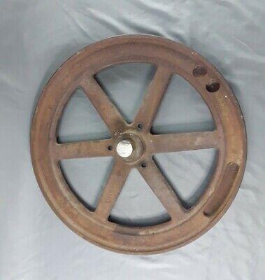 1.5 Hp John Deere Hit Miss Flywheel Pn E46r 18 Inch Diameter