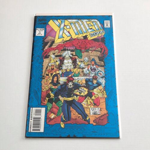 X-Men 2099 1 October 1993 Marvel Comics Blue Foil - $9.99