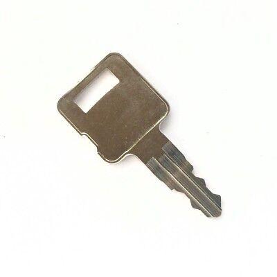 Metal Cat - Caterpillar Heavy Equipment Ignition Key Ilco 1560 Replaces 5p-8500