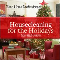 Clean Home Professionals