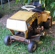 GREENFIELD RIDE ON MOWER Chinderah Tweed Heads Area Preview