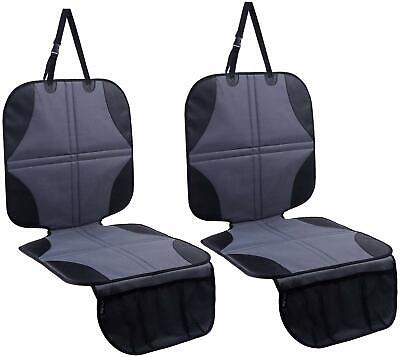 Ohuhu Car Seat Protector 2 Pack Carseat Seat Protectors for Child Car Seat Cover