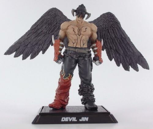 BANDAI Super Modeling Soul Tekken 6 Figure Devil Jin Kazama SP Secret