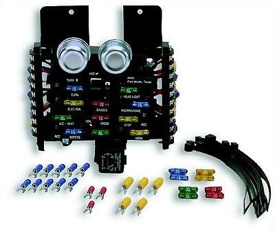 Painless Wiring 30001 Universal 14 Circuit Fuse Block - No Wiring