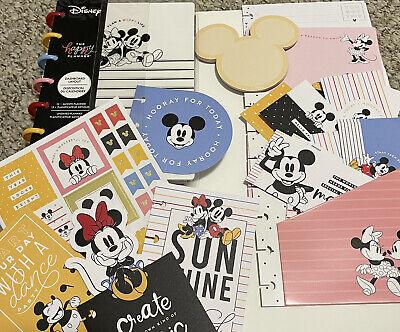 The Happy Planner Disney Plan De Una Feliz Vida Mini sin Fecha...