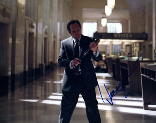 William Fichtner Signed Autographed 8x10 Photo PRISON BREAK THE DARK KNIGHT COA