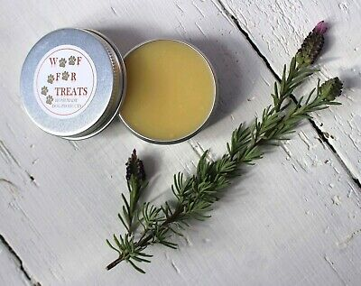 Natural Dog Skin Cream Healing Irritated Itchy Dry Skin & Wounds Woof For Treats