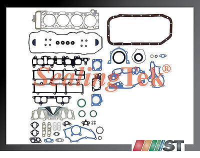 85-95 Toyota 2.4l 22r 22re 22rec Engine Full Gasket Set Kit Complete 22r-e Truck