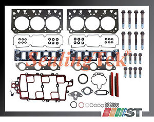 97-05 GM 3800 3.8L 231 VIN K,2 Head Gasket Set w/ Bolts Kit engine cylinder part