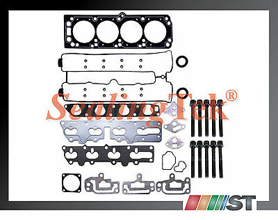 2004-08 Suzuki 2.0L Cylinder Head Gasket Set with Bolts Kit engine Chevy Optra