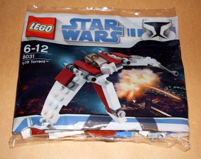 Lego Star Wars 8031 V-19 Torrent - Mini Tütchen V19 19 Torent Set Neu OVP