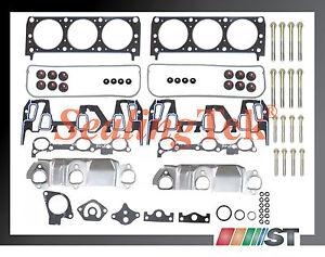 95-99-GM-3100-3-1L-189-V6-M-2-Head-Gasket-Set-w-Bolts-engine-cylinder-parts