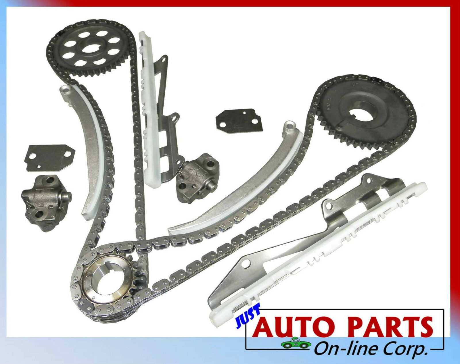 Timing Chain Kit Mustang Crown Victoria F150/250 Expedition V8 4.6l- Vin W 9 X
