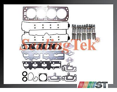 Daewoo X20SE X22SE Cylinder Head Gasket Set with Bolts