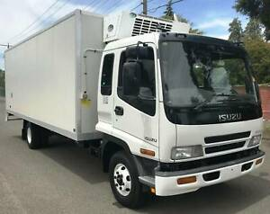 2005 ISUZU FRR500 REFRIGERATED Derrimut Brimbank Area Preview