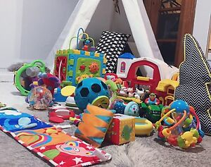 Massive Baby and Toddler Toy Bundle Petersham Marrickville Area Preview
