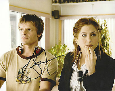 STEVE ZAHN 'DIARY OF A WIMPY KID' 'SAHARA' SIGNED 8X10 PICTURE 1