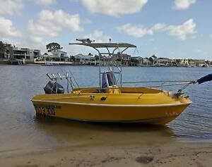 Haines Hunter 445F Mountain Creek Maroochydore Area Preview