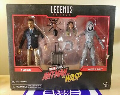 MARVEL LEGENDS SERIES ANT-MAN AND THE WASP ACTION FIGURES 2018 HASBRO NEW SEALED