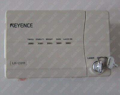 1pc Used Keyence Laser Shift Controller Lk-2011