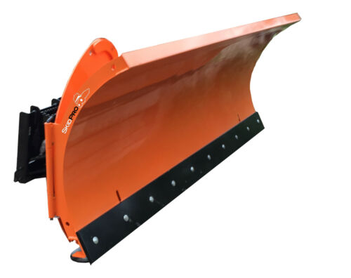 "84"" Snow Blade W/trip Moldboard Skid Steer Loader Bobcat Gehl Deere Attachment"