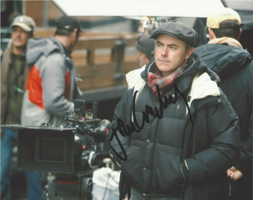 DIRECTOR JOHN CROWLEY SIGNED AUTHENTIC 'BROOKLYN' 8x10 PHOTO w/COA THE GOLDFINCH