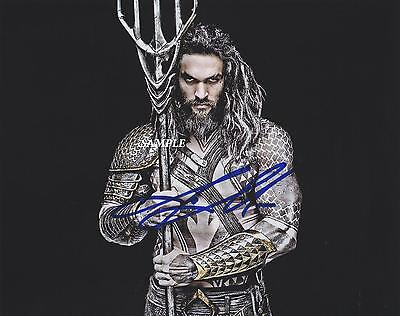 Jason Momoa Reprint Autographed Signed 8X10 Picture Photo Collectible Rp