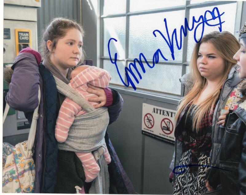 Emma Kenney Shameless Debbie Gallagher Signed 8x10 Photo w/COA #10