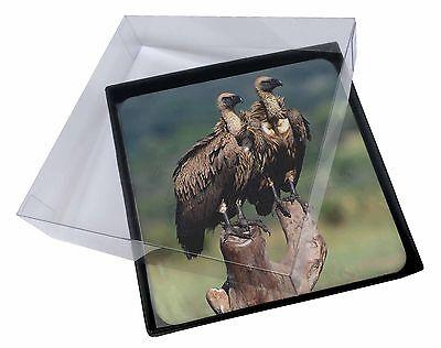 4 x AVVOLTOI IN GUARDIA FOTO TAVOLO Set di sottobicchieri scatola regalo, ab-92c