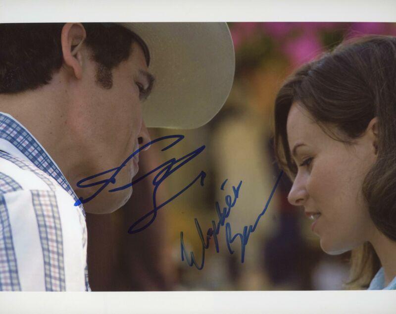 "Josh Brolin & Elizabeth Banks ""W."" AUTOGRAPHS Signed 8x10 Photo ACOA"