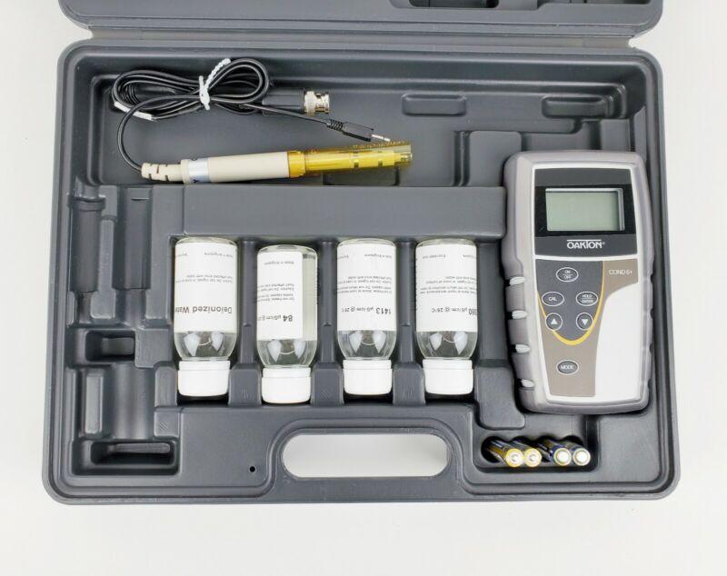 Oakton 35604-04 Meter Con 6+ Kit - Portable Meter Kit, New!