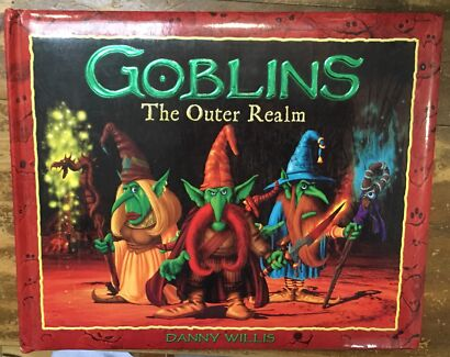 Goblins - The Outer Realm by Danny Willis