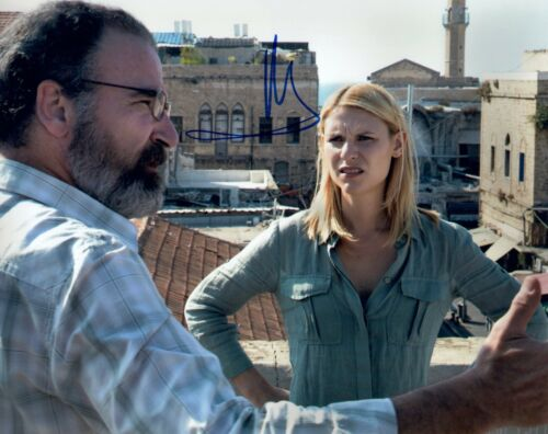 Mandy Patinkin Signed Autographed 8x10 Photo HOMELAND CRIMINAL MINDS COA