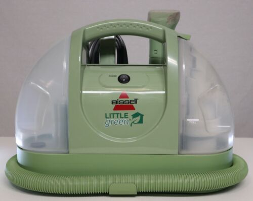BISSELL Little Green Portable Spot and Stain Cleaner 1400-1, Corded, 2.75 Amps